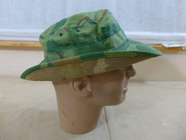 US Army Boonie Buschhut Mitchell Leaf Pattern Vietnam
