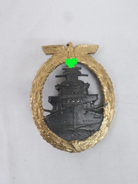 Kriegsmarine Flottenkriegsabzeichen Flotten-Kriegsabzeichen