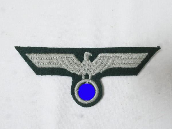 Uniform Brustadler M36 Mannschaften gestickt für Feldbluse