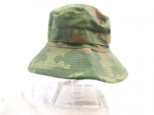 US Army Boonie Buschhut Mitchell Leaf Pattern Vietnam Sepcial Forces Mike Force Gr. 58