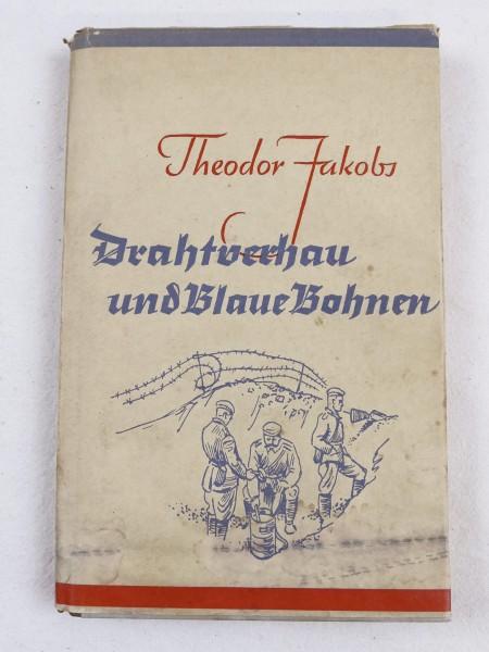Buch - Drahtverhau und blaue Bohnen