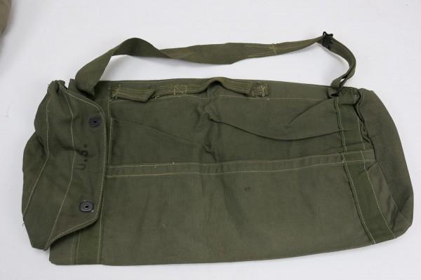 Original US Army WW2 Bazooka Tasche für 3 Panzer Abwehr Raketen
