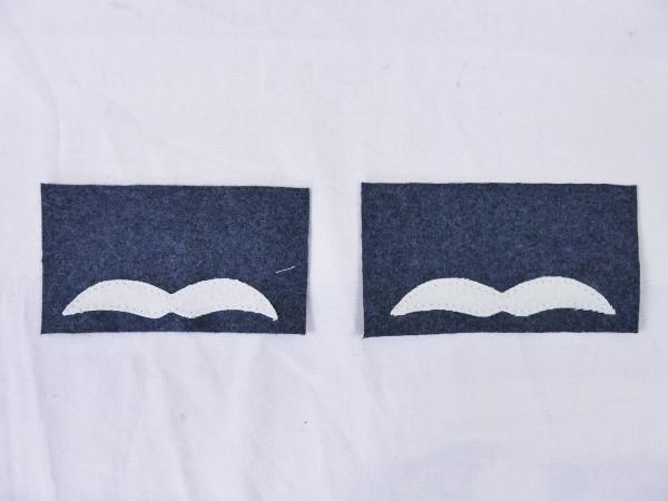 Luftwaffe Dienstgrad Abzeichen UNTEROFFIZIER Sonderbekleidung Knochensack Fallschirmjäger
