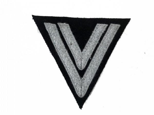 Obergefreitenwinkel Panzer Truppe / Rottenführer Waffen Elite