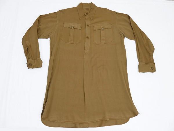 Original WW2 HJ BDM JM SA Uniformhemd Braunhemd
