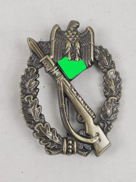 ISA Infanterie Sturmabzeichen Stufe Bronze Massiv