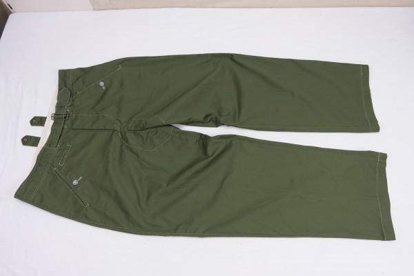 Afrikakorps Tropenhose M40 DAK Uniformhose Feldhose XL