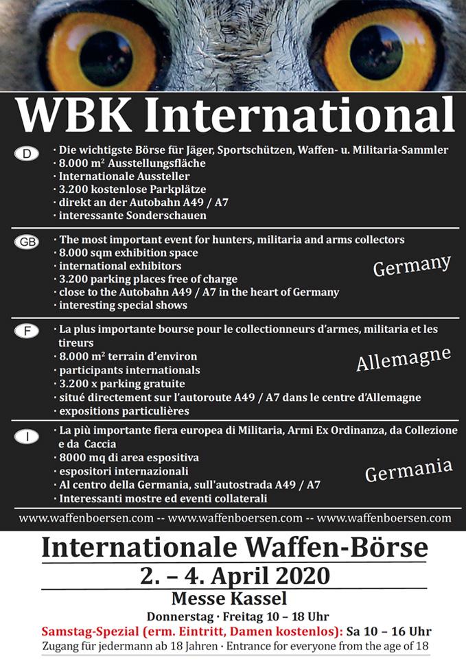 Internationale Waffen-Börse Kassel