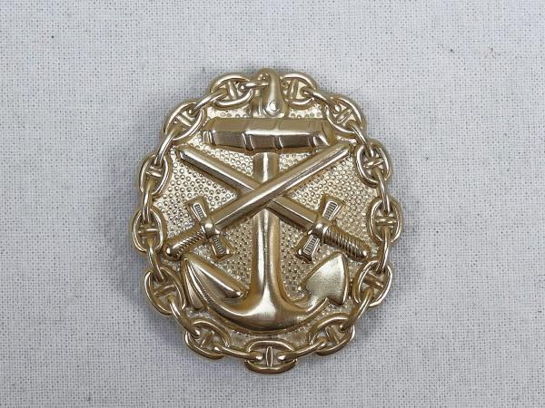 Verwundetenabzeichen der Marine 1918 in Gold