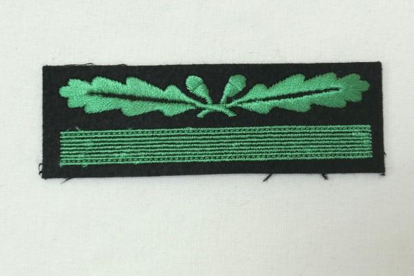Leutnant WH / WSS Dienstgradabzeichen für Tarnbekleidung + Sonderbekleidung / Abzeichen