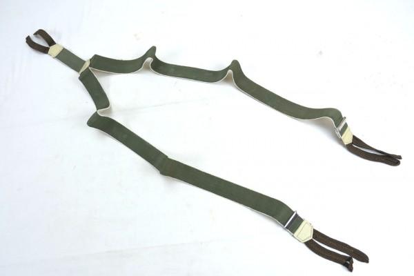 Wehrmacht Elite Hosenträger für Feldhose bml 43 / braun