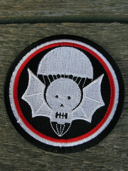 Patch 502. Parachute Infantry Regiment