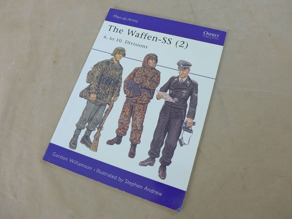 Osprey Men-at-Arms / The Waffen SS (2) - 6. to 10. Divisions
