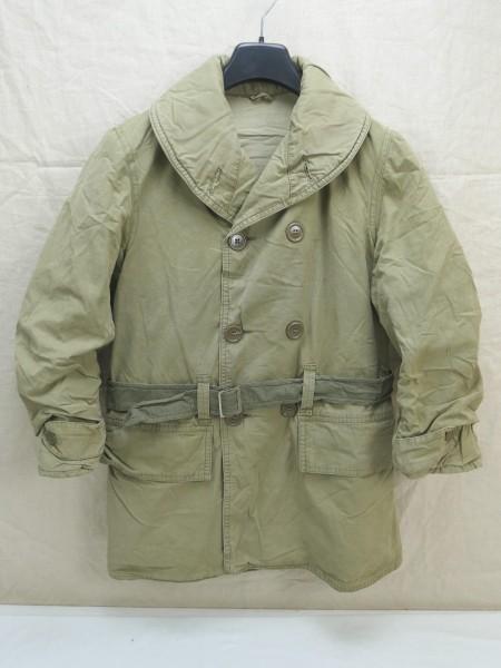 ORIGINAL US WW2 Mackinaw Jacket winter over coat Jeep Jacke Mantel Gr.Small