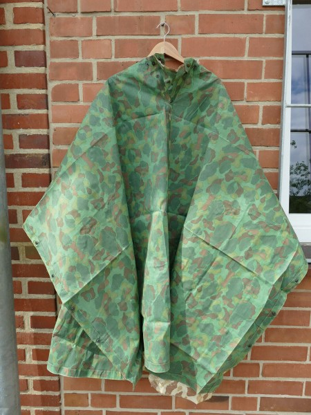 US WK2 Poncho pacific poncho duck hunter tarn original