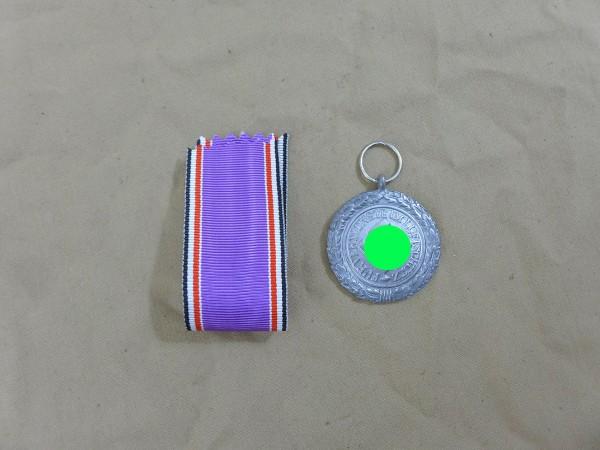 Luftschutz Ehrenzeichen 1938 Verdienstmedaille mit Band - Für Verdienste im Luftschutz-
