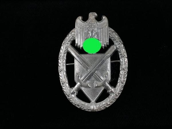"""Schützenschnur Auflage Heer 2.Modell """"Silber"""""""