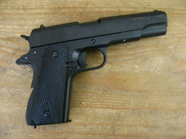 US Army Colt 1911 Deko Modell Filmwaffe