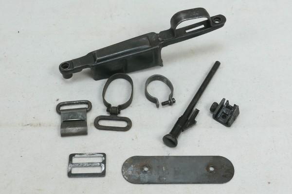 M1 Garand Rifle Springfield freie Waffenteile Einzelteile Anbauteile / Spare Parts US Army #2