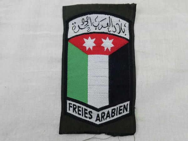 Ärmelabzeichen Uniform Ärmelschild Freiwilligen Elite Freies Arabien
