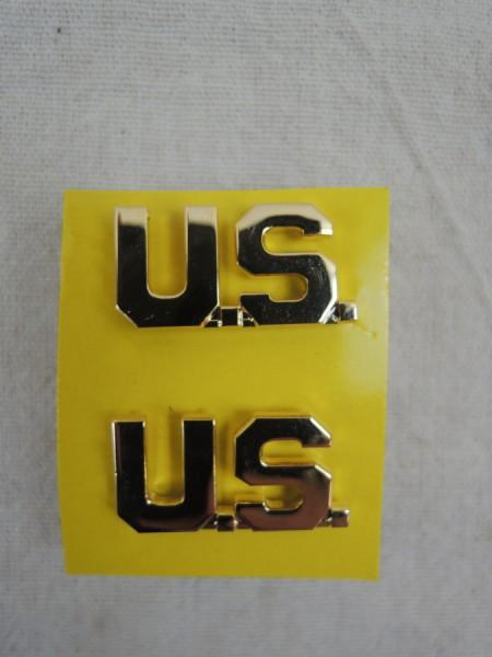 US Army Kragenabzeichen Offizier