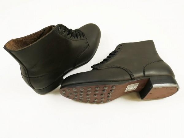 Waffen Elite Schnürschuhe Stiefel Halbschuhe schwarz