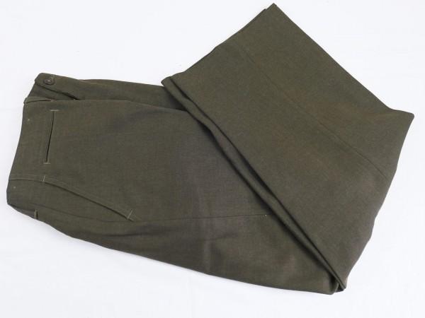 US ARMY WW2 Trousers field wool serge Pattern 1945