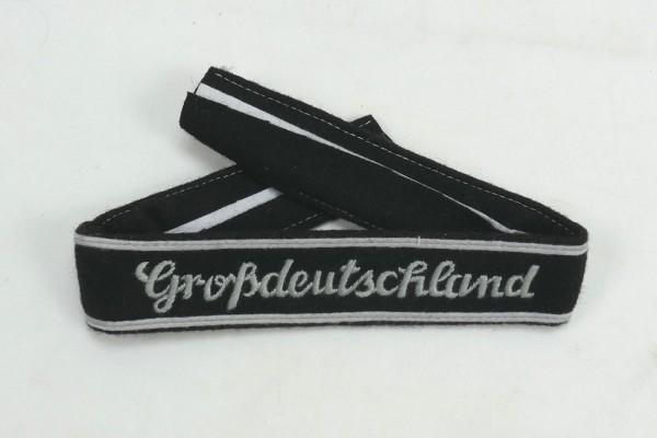 Ärmelband Großdeutschland Ausführung für Mannschaften