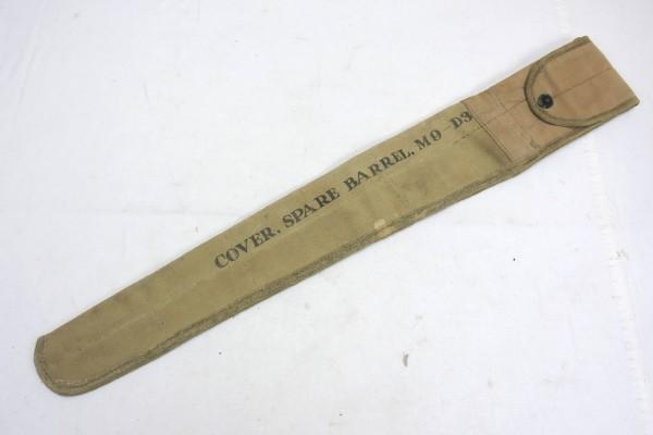 US Army Original Cover Spare Barrel. M9 - D3 CAL.30