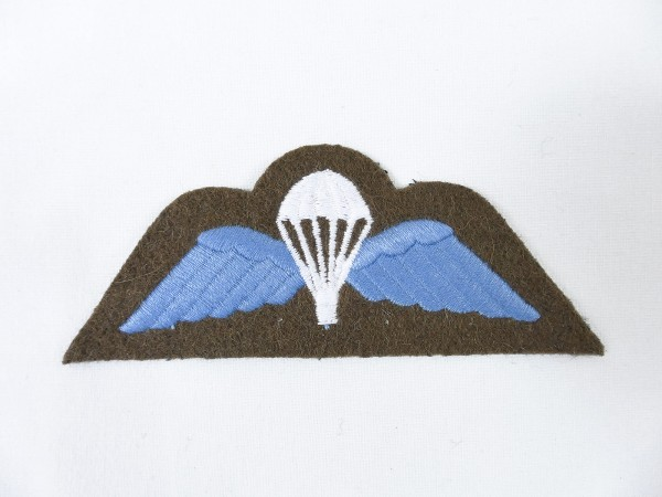WW2 British RAF Patch Fallschirmspringer Abzeichen