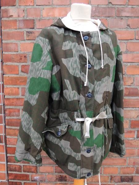 Winterwendejacke Splittertarn Wendeparka Wehrmacht Heer Gr. XL Winterzusatzbekleidung