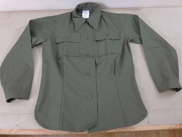 WAC Women ARMY CORPS US WW2 Vintage HBT Jacket Feldjacke Ladies Jacke
