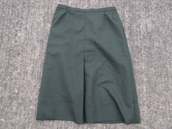 US Uniformrock Barrack Dress Skirt Womans Army