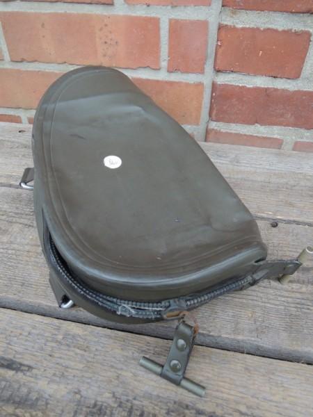 Gasmaskentasche Fallschirmjäger Bundeswehr oliv