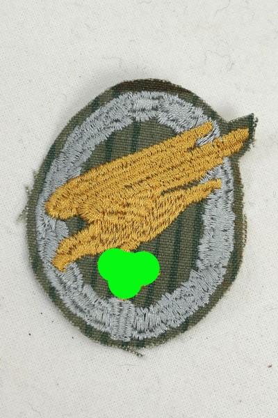 Fallschirmschützenabzeichen gestickt Luftwaffe LW Abzeichen