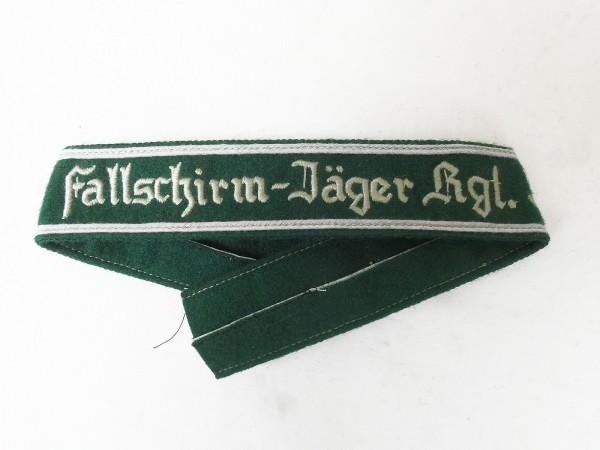 Ärmelband Fallschirm-Jäger-Rgt. 3 Ärmelstreifen Fallschirmjäger