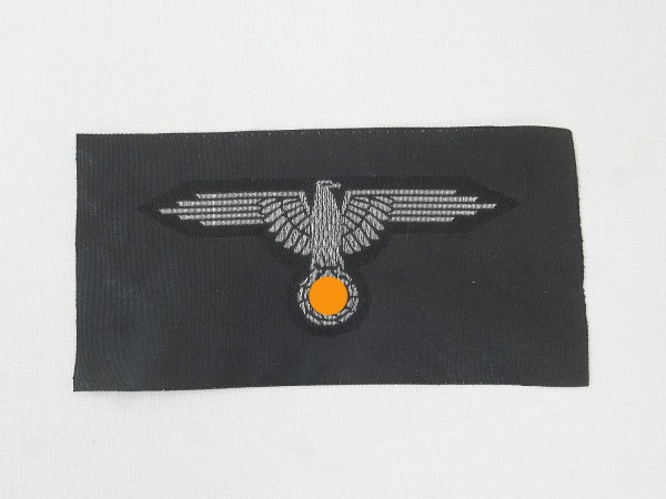 Abzeichen Elite Ärmeladler Silberfaden Variante für Feldbluse Dienstrock Offizier