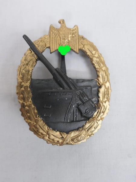 Kriegsmarine Marineartillerie Küsten Artillerie Abzeichen