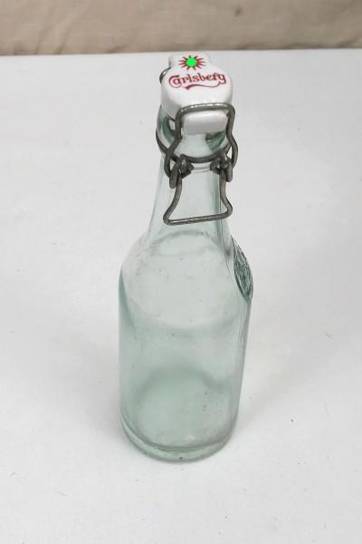 Original Carlsberg Bierflasche Flasche aus Glas 1932