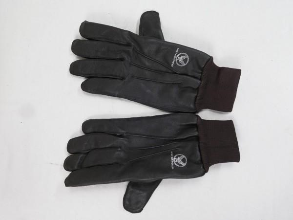 US Army Air Forces Handschuhe gloves Leder