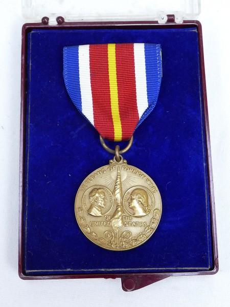 United States us veterans of foreign wars medal Orden Auszeichnung