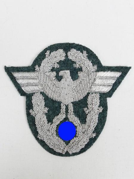 Wehrmacht Polizei Offiziers Ärmeladler Ärmelabzeichen Adler Feldbluse