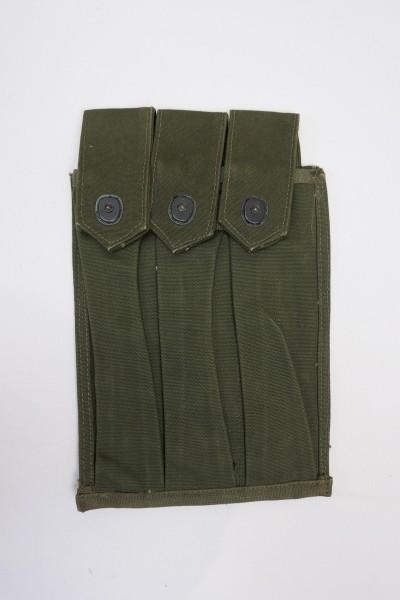 US Vietnam War Pocket Ammunition Magazines SMG M3 Pouch Magazintasche Grease Gun