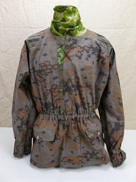 WSS Elite M42 TYPE II Schlupfjacke Eichenlaub mit Taschen oak leaf camouflage smock