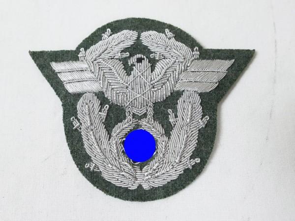 Wehrmacht Offiziers Ärmeladler Ärmelabzeichen Adler Polizei Feldbluse