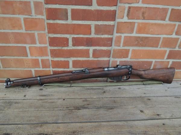 Lee-Enfield Rifle SMLE MK III Deko Modell antik Filmwaffe