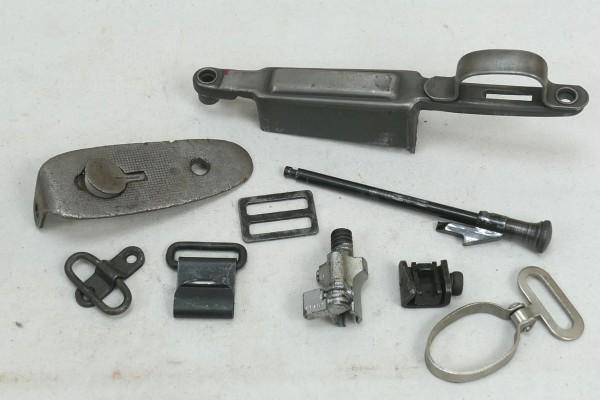 M1 Garand Rifle Springfield freie Waffenteile Einzelteile Anbauteile / Spare Parts US Army #4