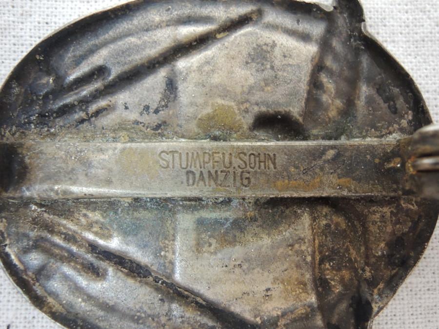Danzig Flakkampfabzeichen