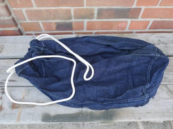 WW2 US Jeans Bag Navy Tasche Beutel Wäschesack