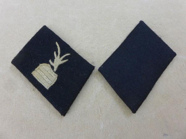 "Kragenspiegel 21. Albanische Freiwilligen SS Waffen Gebirgs Division "" Skanderbeg"""
